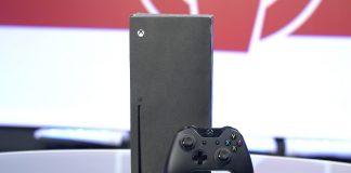 Xbox Series X rozmiar