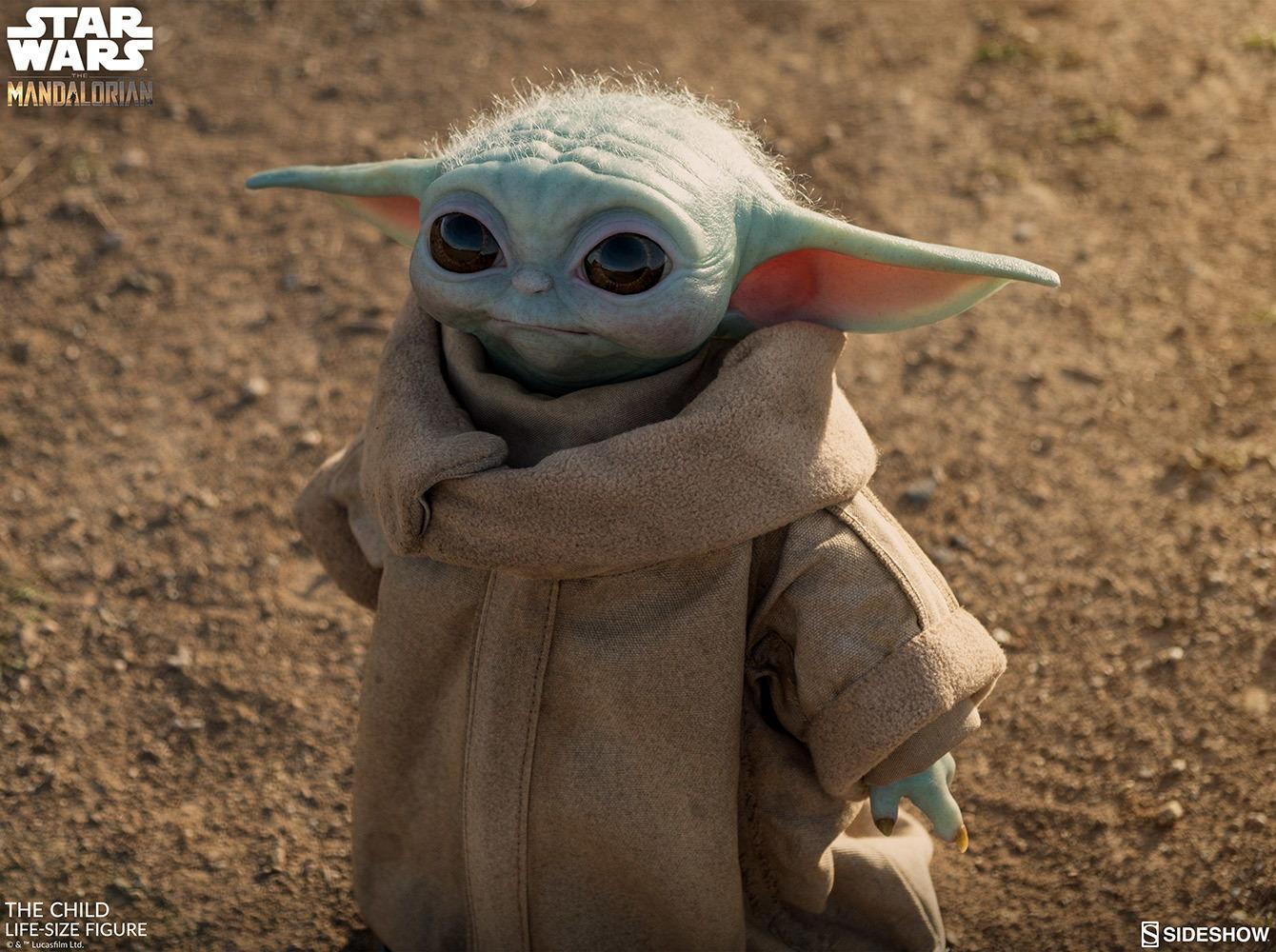 Baby Yoda - figurka