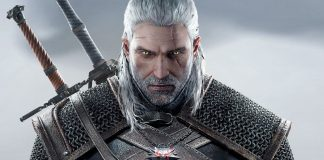 Wiedźmin Geralt z Rivii