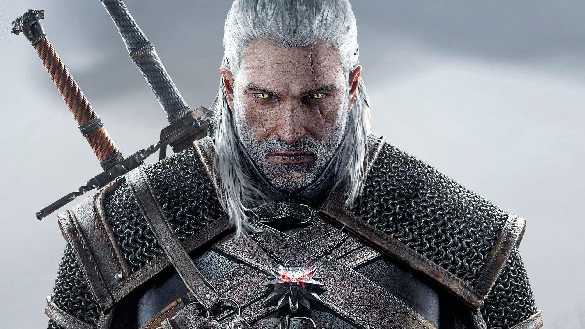 Znany artysta DC Comics narysował własną wersję Geralta z Rivii ...