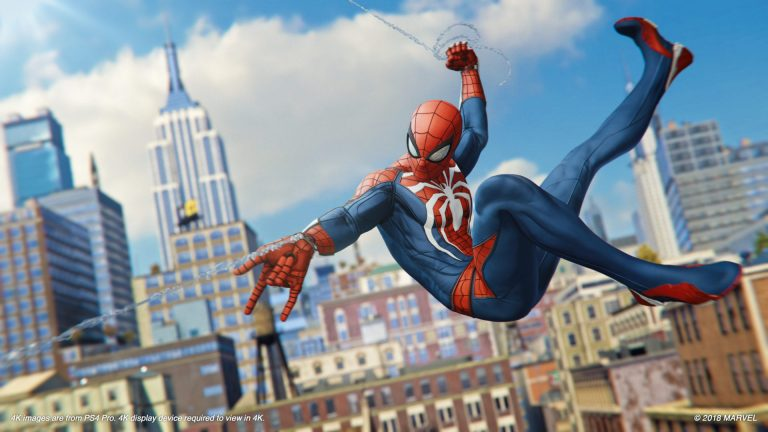 Spider-Man – kostiumy z wersji PS5 trafią także na PS4