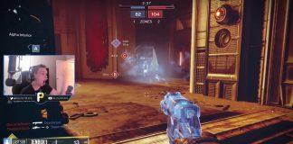 streamer Destiny 2