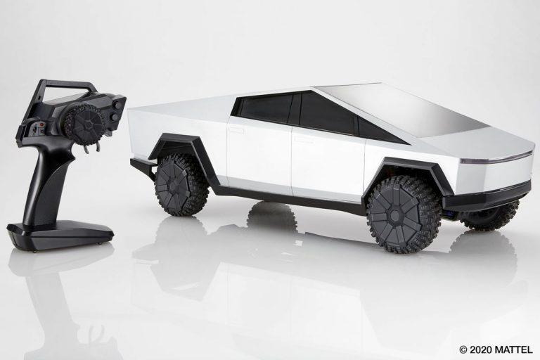 Tesla wraz z Hot Wheels przygotowała dwa, limitowane modele Cybertrucka