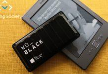 WD Black P50 500 GB - test