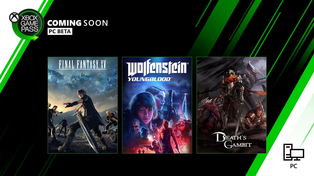 Xbox Games Pass - nowe gry