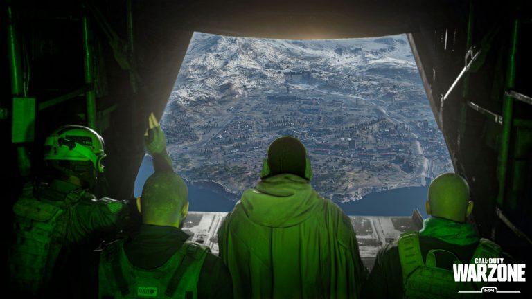Call of Duty: Warzone – o której zagramy i ile danych trzeba pobrać?