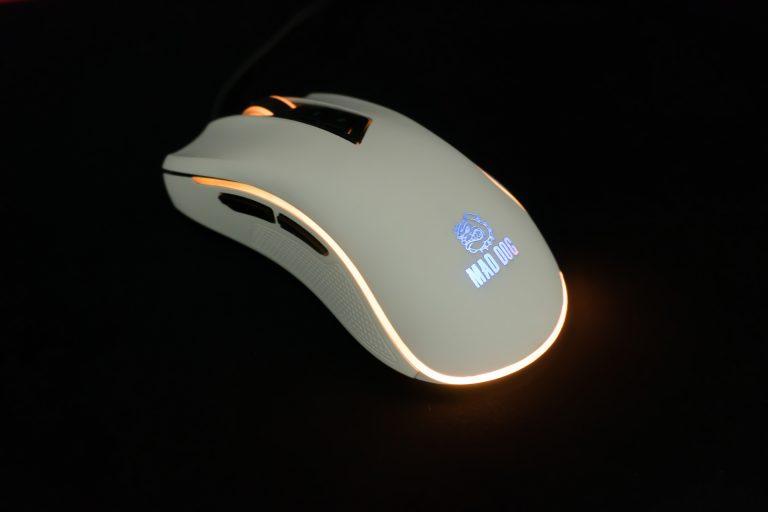 MAD DOG GM701 – rzut okiem na gustowną mysz dla graczy