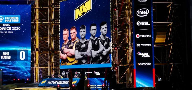 Natus Vincere po raz 1. wygrywają w Spodku! IEM Katowice z oglądalnością lepszą niż Major w Berlinie
