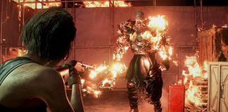 Resident Evil 3: Racoon City demo