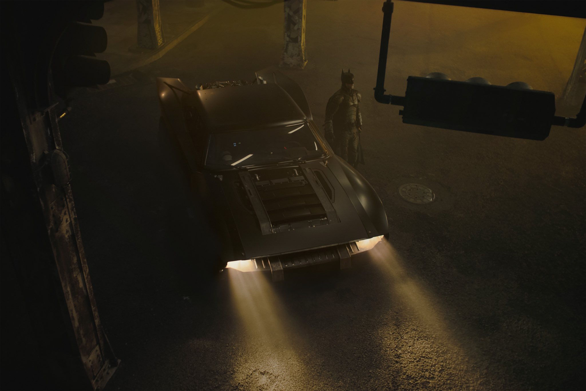 The Batman - Batmobil