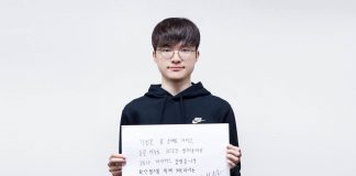 Lee 'Faker' Sang-hyeok