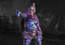 Apex Legends Wraith