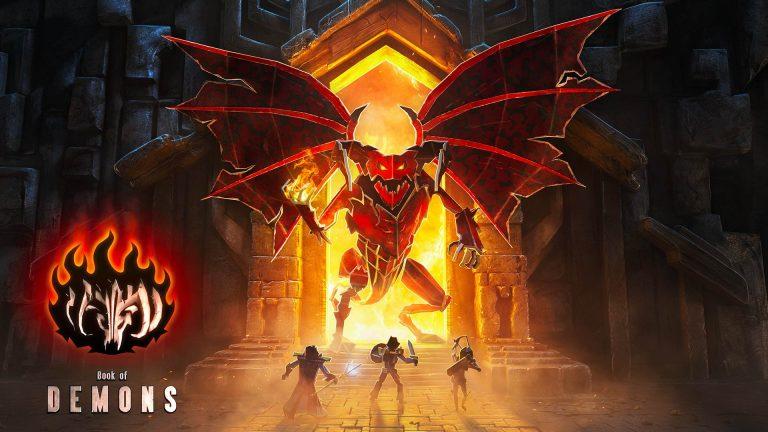 Book of Demons – polski RPG trafi na konsole. Znamy datę premiery
