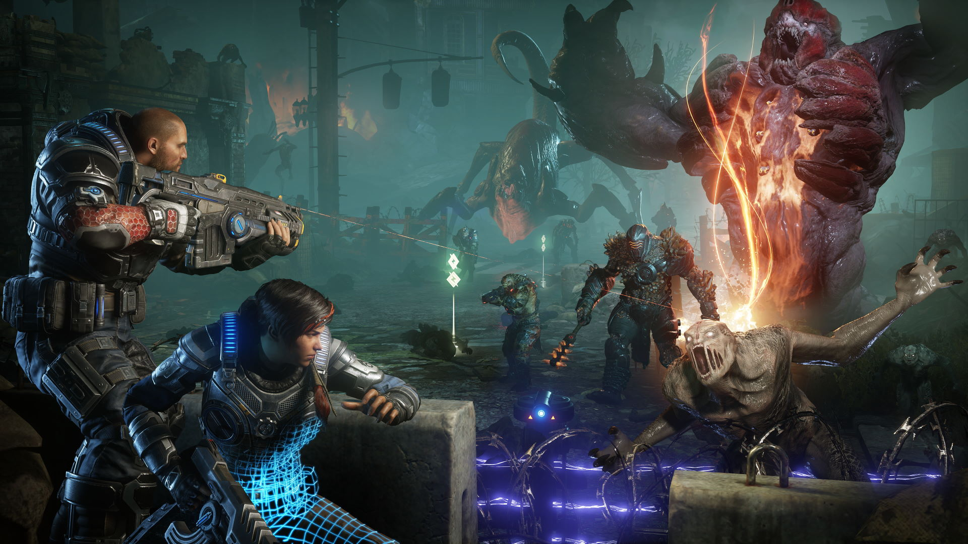 Gears 5 zadarmo naSteamie iw sklepie Microsoftu | Gaming Society