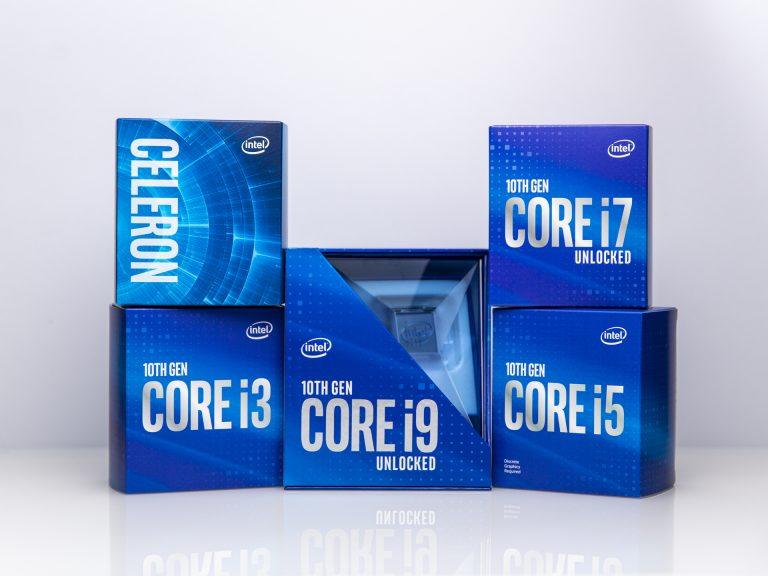 Intel Core i9-10900K – jak twierdzi Intel, nowy, najszybszy procesor gamingowy na świecie