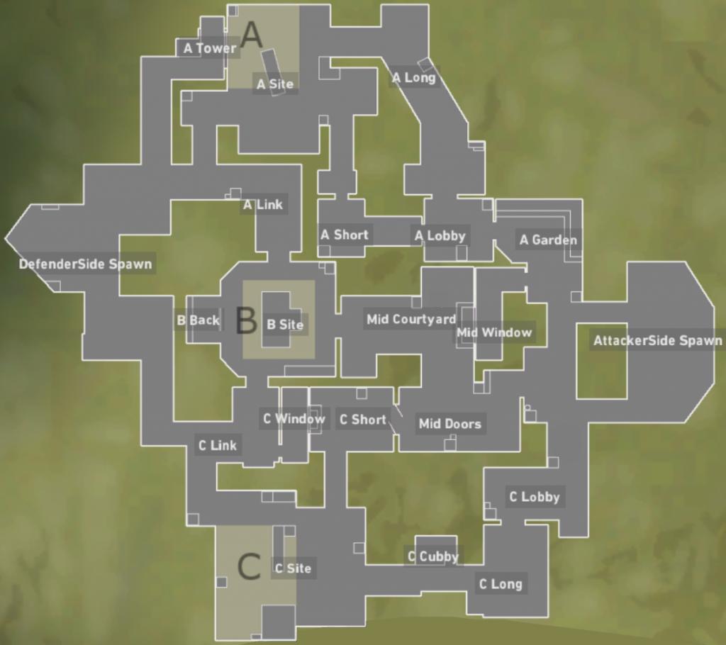 Valorant-Haven-mapa