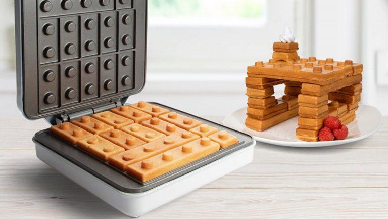 Gorfy jak Lego, czyli zbuduj sobie śniadanie?