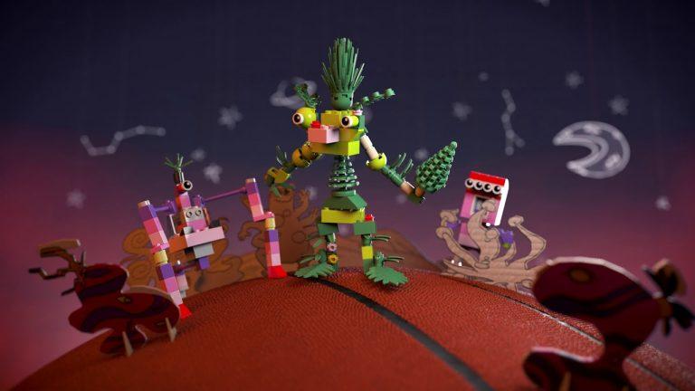 LEGO wprowadza do sprzedaży ekologiczne klocki z trzciny