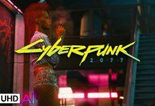 Cyberpunk 2077 8K