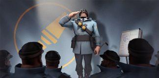 Rick May - żołnierz Team Fortress 2 nie żyje