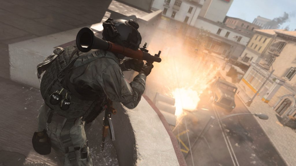 Call of Duty Warzone RPG