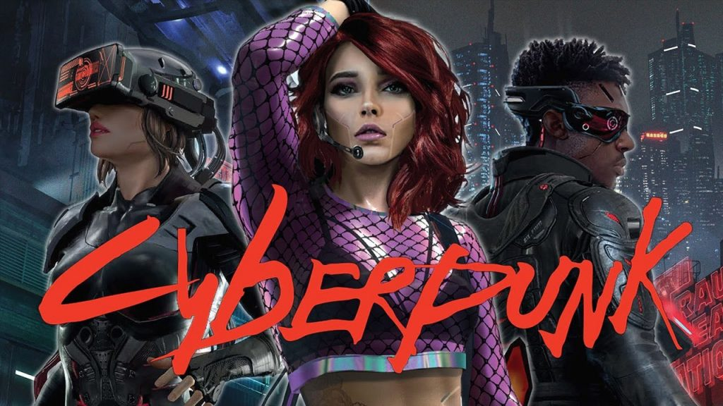 Cyberpunk CD Projekt Red