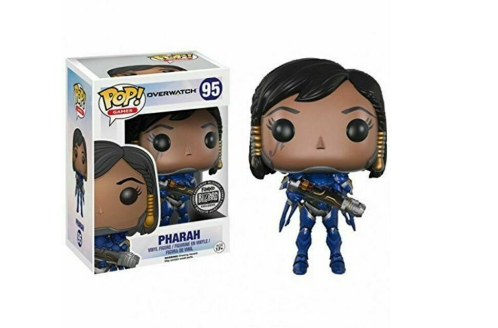Overwatch - Pharah pop