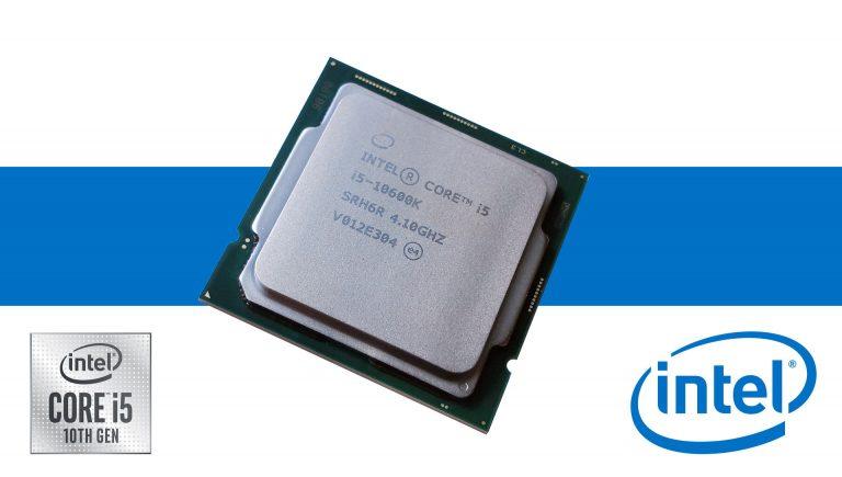 Intel Core i5-10600K – test nowego procesora 10. generacji