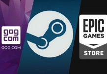 Jak zwrócić grę na Steam, Epic, GOG