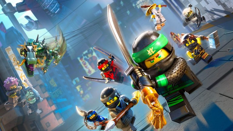 The LEGO Ninjago Movie Video Game za darmo na PC, PS4 i XOne
