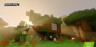 Minecraft RTX - The Dark Village RTX