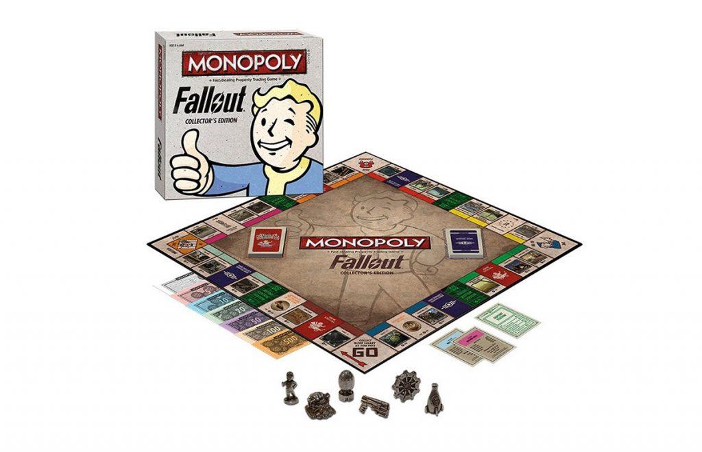 Gra planszowa Monopoly: Fallout