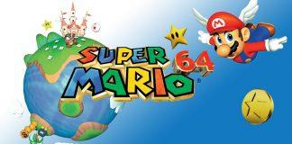 Super Mario 64 Nintendo