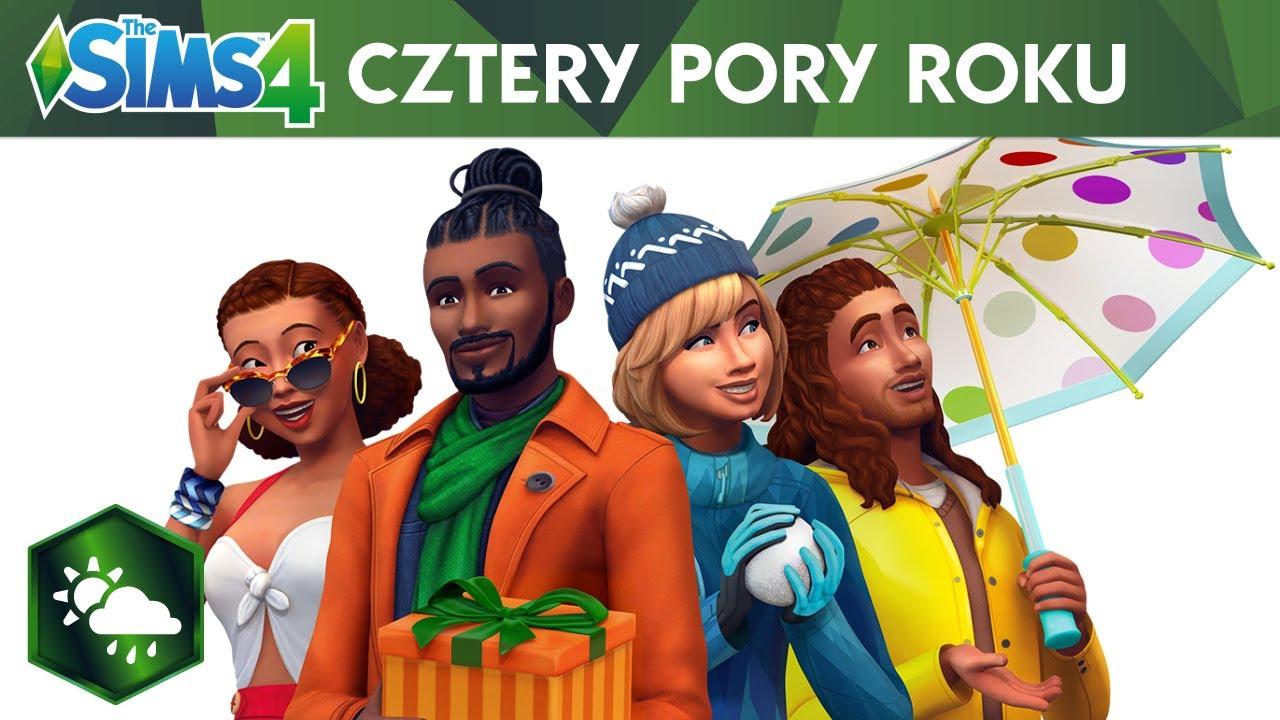 The Sims 4 Cztery pory roku