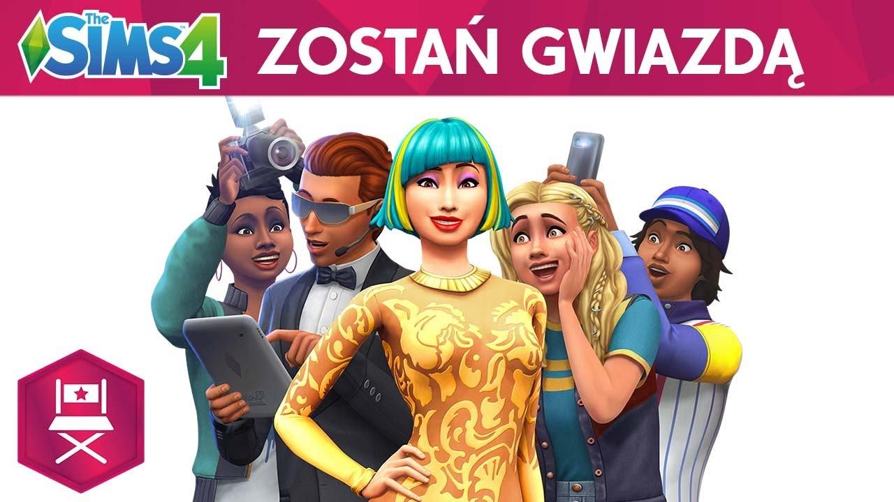 The sims 4 Zostań gwiazdą