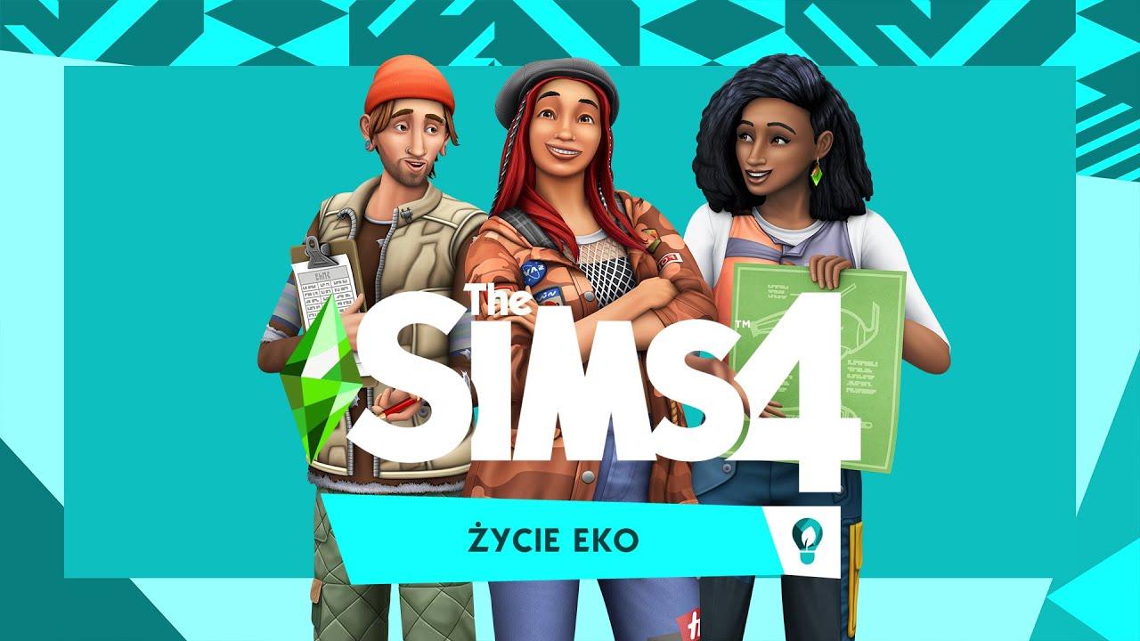 The Sims 4 Życie Eko