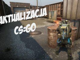 Aktualizacja CS:GO Valve
