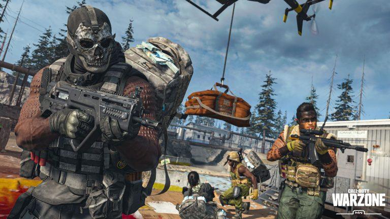 Call of Duty: Warzone zmierza na urządzenia mobilne