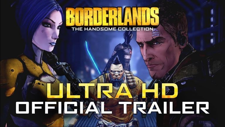Borderlands: The Handsome Collection za darmo od Epic na zawsze