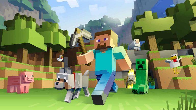 Minecraft – fan odtworzył w grze Wieżę z Destiny 2