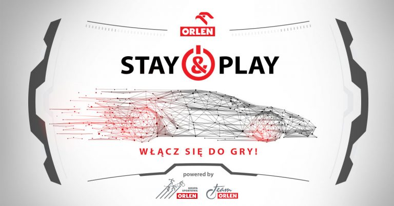 ORLEN Stay&Play: Z rajdu Dakar do esportu – wywiad z Maciejem Giemzą