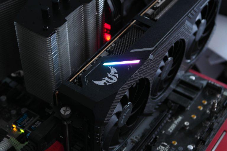 Asus TUF Gaming RX 5600 XT OC – test karty graficznej