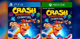 Crash-Bandicoot-4 okładki