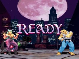 Darkstalkers vs Street Fighter MUGEN