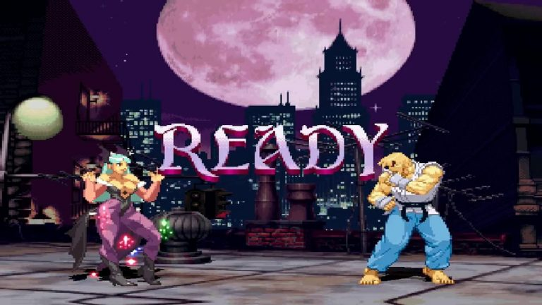 Darkstalkers vs Street Fighter MUGEN za darmo
