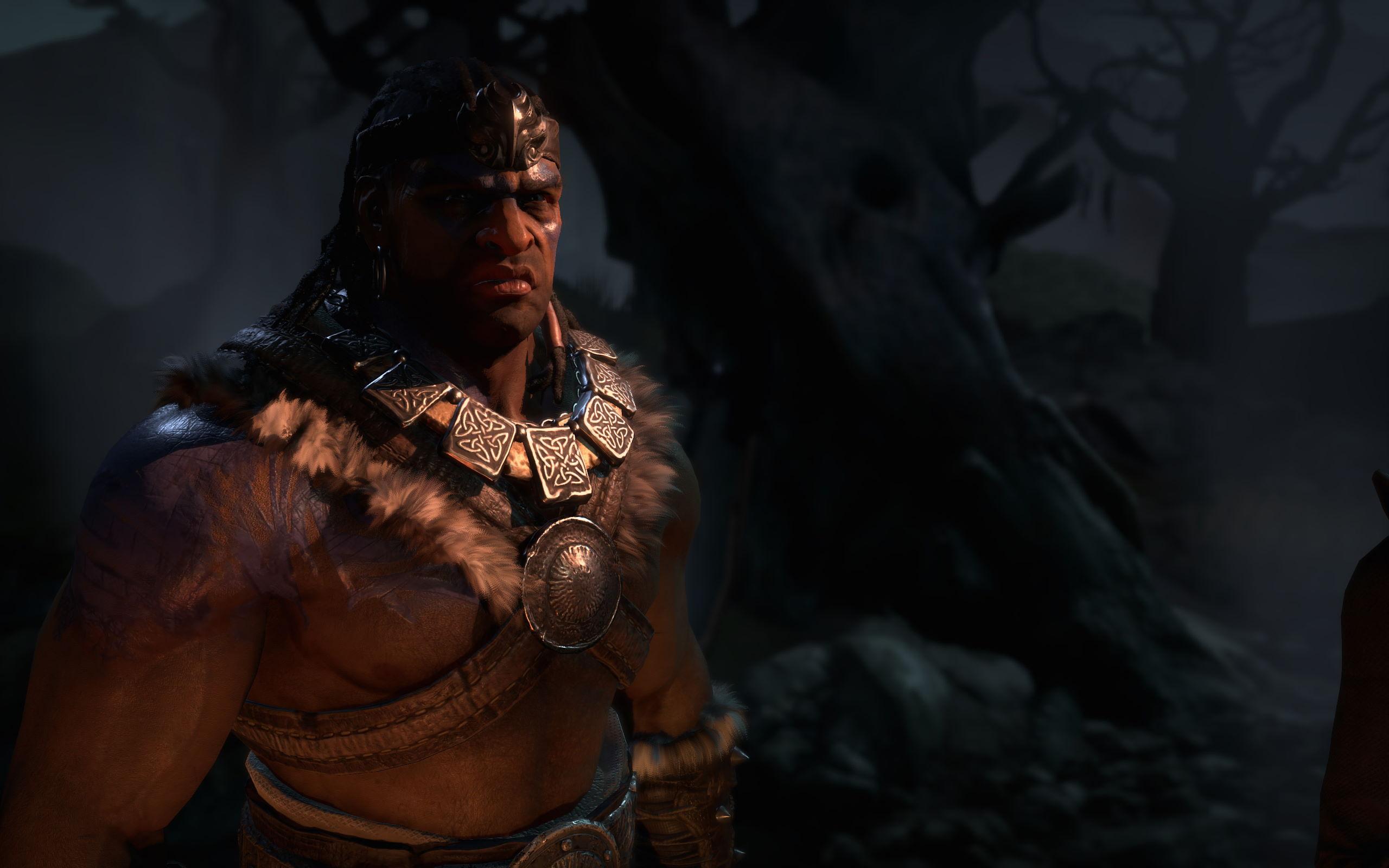 Diablo 4 - Barbarzyńca