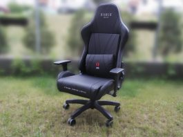 Diablo Chairs X-Horn 2.0 King Size