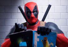 Deadpool Fortnite