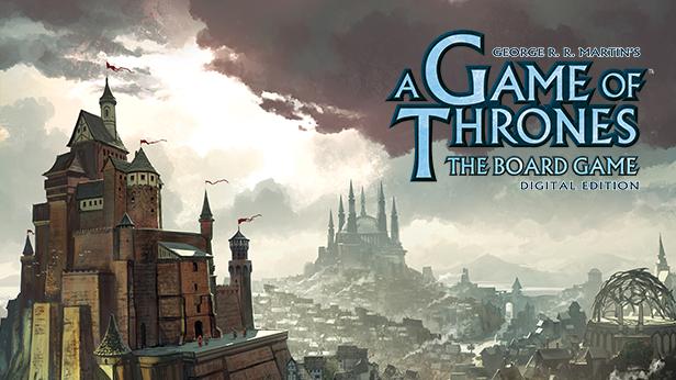 Game Of Thrones Digital Board Game
