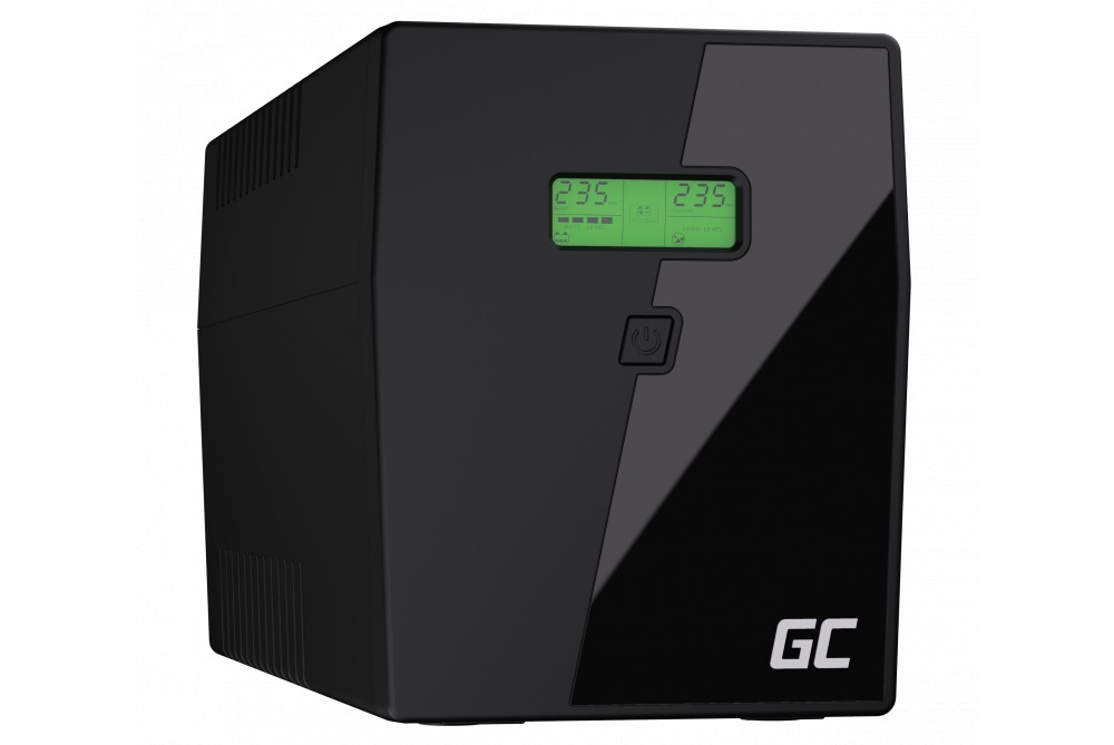 Green Cell 2000VA 1400W Power Proof